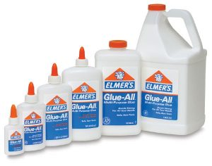 is elmer's glue made from horses