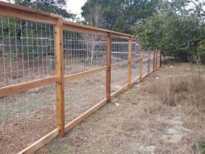 Hog Wire Horse Fence Ideas